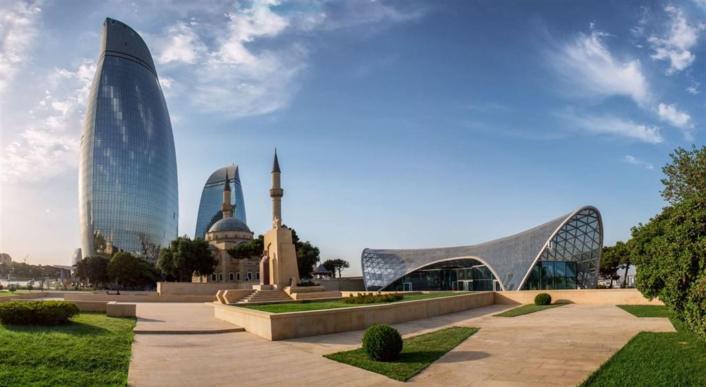 Azerbajžan - krajina ohňa - poznávací zájazd - 1 Popup navigation